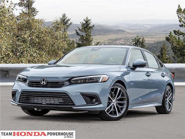 2022 Honda Civic Touring (Stk: 22085) in Milton - Image 1 of 22