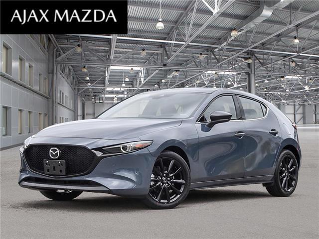 2021 Mazda Mazda3 Sport GT w/Turbo (Stk: 21-1732) in Ajax - Image 1 of 11