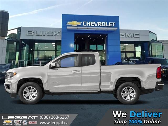 2021 Chevrolet Colorado WT (Stk: 215177) in Burlington - Image 1 of 1