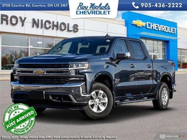 2021 Chevrolet Silverado 1500 LT (Stk: X483) in Courtice - Image 1 of 22