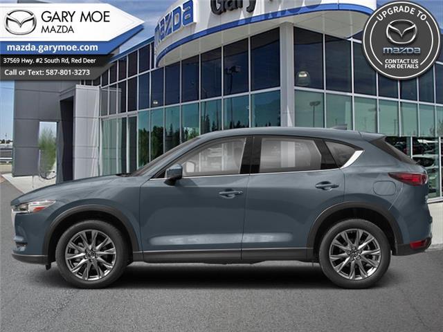 2021 Mazda CX-5 Signature (Stk: 1C58838) in Red Deer - Image 1 of 1