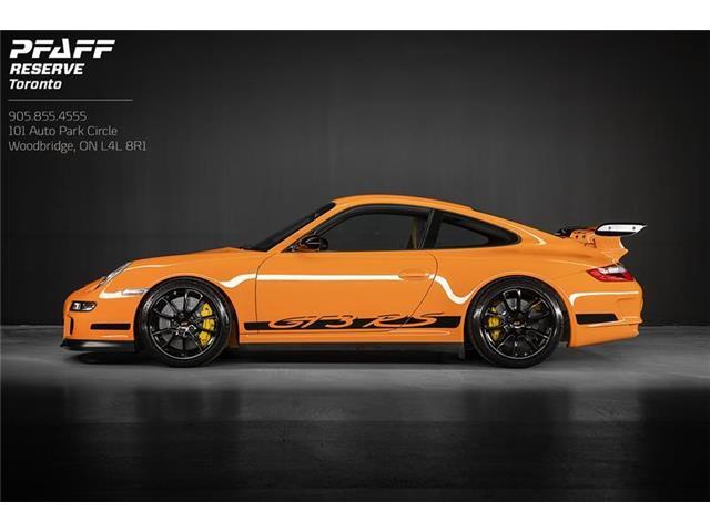 2007 Porsche 911 GT3 (Stk: MU2676) in Woodbridge - Image 1 of 19