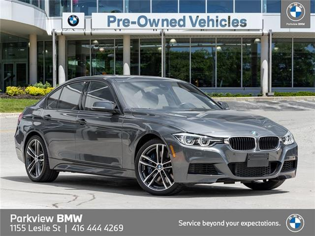 2018 BMW 340i xDrive (Stk: 303336A) in Toronto - Image 1 of 23
