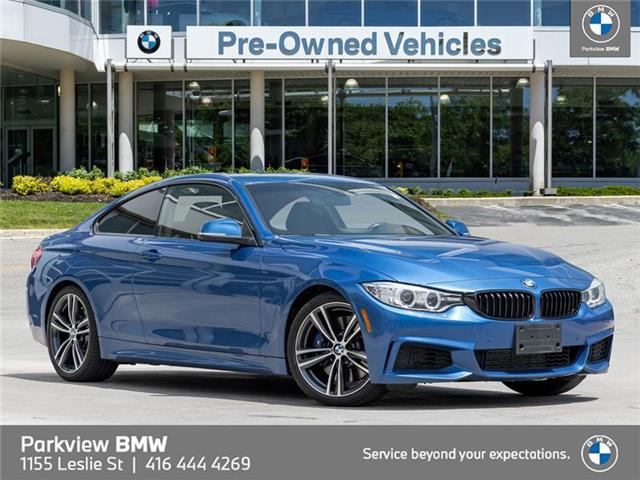 2015 BMW 435i  (Stk: PP9952A) in Toronto - Image 1 of 21