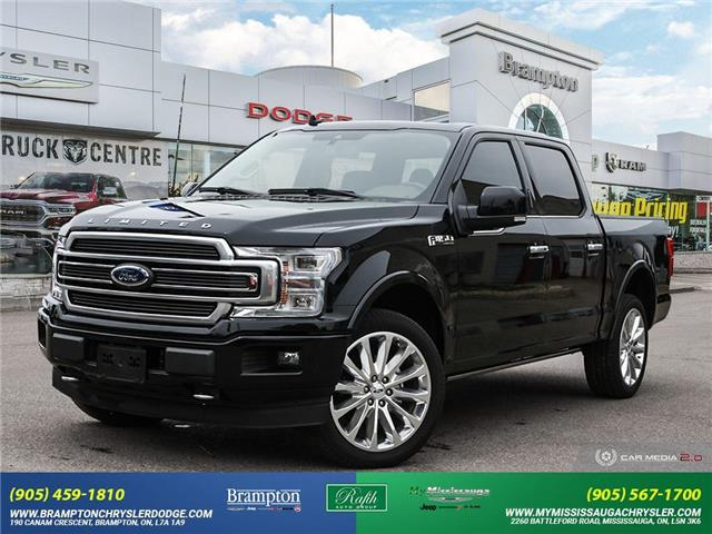 2020 Ford F-150 Limited (Stk: 14176) in Brampton - Image 1 of 30