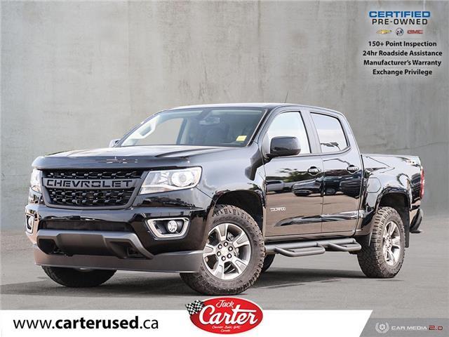 2020 Chevrolet Colorado Z71 (Stk: 100795U) in Calgary - Image 1 of 25