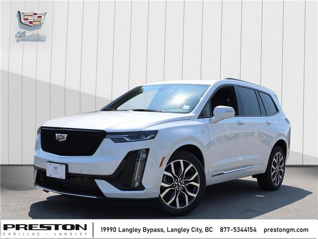 2021 Cadillac XT6 Sport (Stk: 1208060) in Langley City - Image 1 of 29