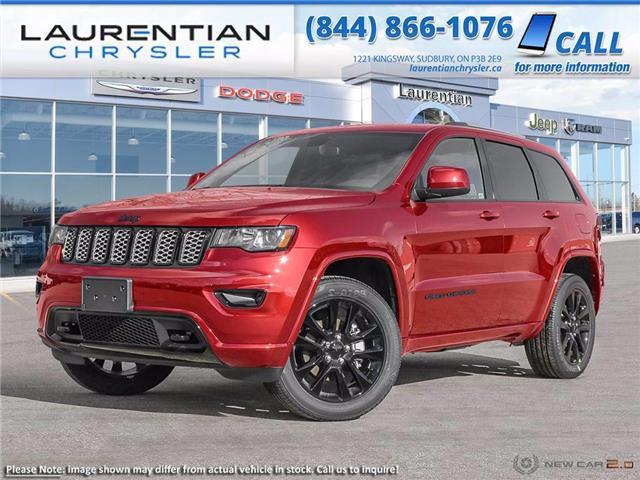 2021 Jeep Grand Cherokee Laredo (Stk: 21355) in Greater Sudbury - Image 1 of 23