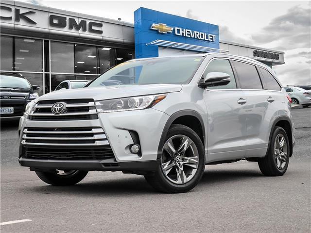 2017 Toyota Highlander Limited (Stk: 21233A) in Ottawa - Image 1 of 30