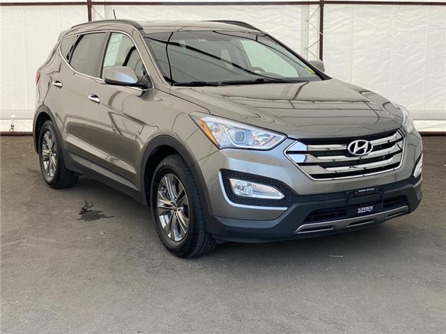 2014 Hyundai Santa Fe Sport 2.4 Base (Stk: 17581AZ) in Thunder Bay - Image 1 of 17
