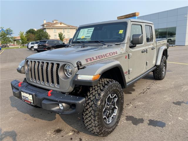 2021 Jeep Gladiator Rubicon (Stk: 21-233) in Ingersoll - Image 1 of 20