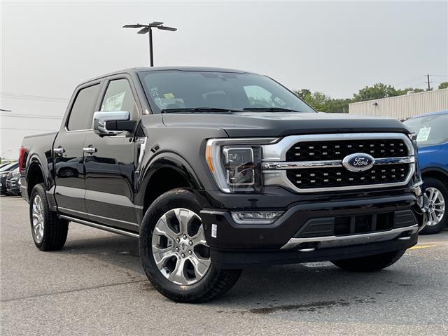 2021 Ford F-150 Platinum (Stk: 21T524) in Midland - Image 1 of 25