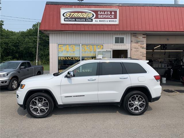 2020 Jeep Grand Cherokee Limited (Stk: -) in Morrisburg - Image 1 of 27