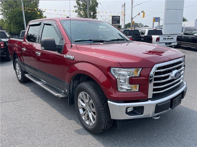 2017 Ford F-150  (Stk: 21220A) in Cornwall - Image 1 of 30