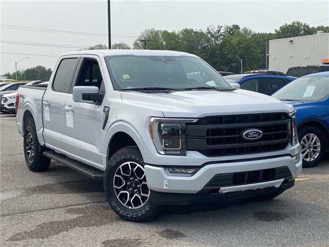 2021 Ford F-150 Lariat (Stk: 21T519) in Midland - Image 1 of 14
