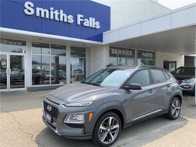 2021 Hyundai Kona 1.6T Trend (Stk: 10412) in Smiths Falls - Image 1 of 14