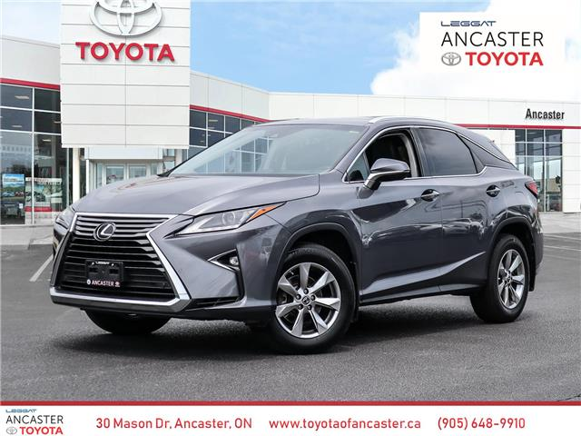 2018 Lexus RX 350 Base (Stk: S768) in Ancaster - Image 1 of 26