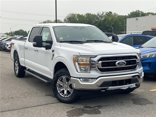 2021 Ford F-150 XLT (Stk: 21T532) in Midland - Image 1 of 14