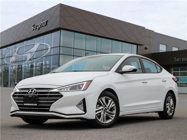 2020 Hyundai Elantra Preferred (Stk: P41104) in Ottawa - Image 1 of 25