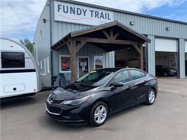 2018 Chevrolet Cruze LT Auto (Stk: 21208b) in Sussex - Image 1 of 10