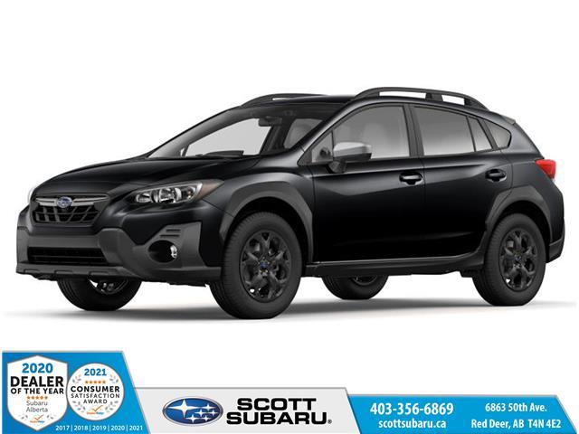 2021 Subaru Crosstrek Outdoor (Stk: 381346) in Red Deer - Image 1 of 9