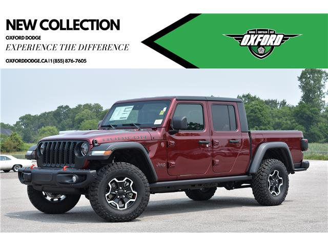 2021 Jeep Gladiator Rubicon (Stk: 21613) in London - Image 1 of 24