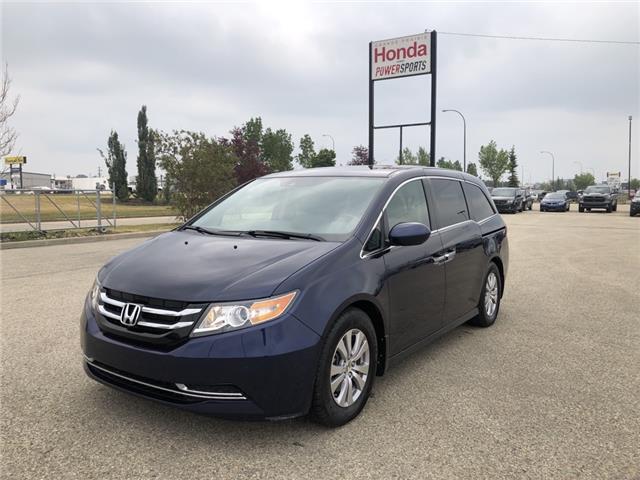 2017 Honda Odyssey EX-L (Stk: H16-5475A) in Grande Prairie - Image 1 of 29