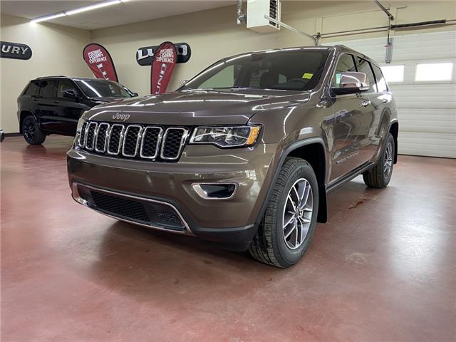 2021 Jeep Grand Cherokee Limited (Stk: T21-139) in Nipawin - Image 1 of 19