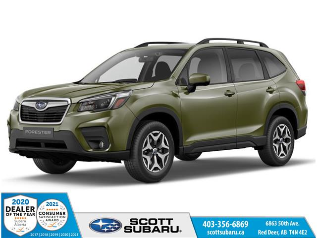 2021 Subaru Forester Touring (Stk: 575862) in Red Deer - Image 1 of 9