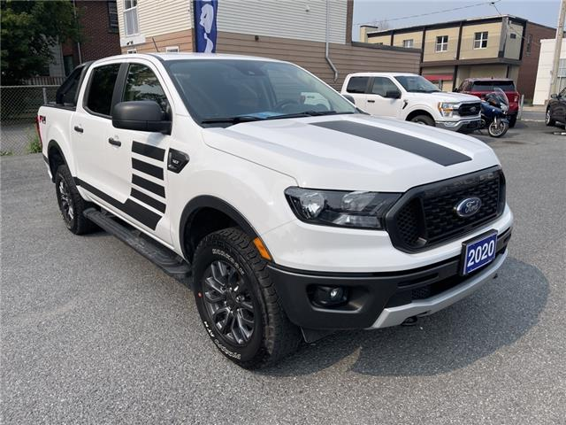 2020 Ford Ranger  (Stk: 21178A) in Cornwall - Image 1 of 31