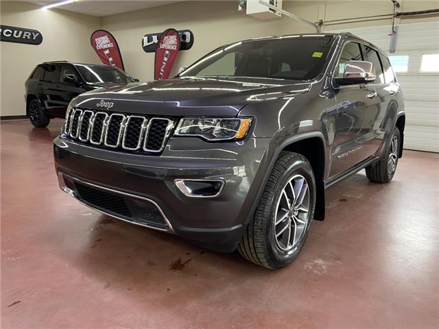 2021 Jeep Grand Cherokee Limited (Stk: T21-137) in Nipawin - Image 1 of 19