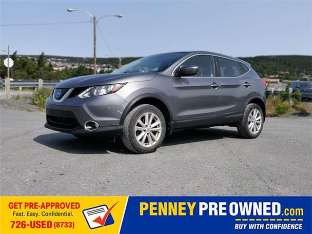 2018 Nissan Qashqai SV (Stk: N40593A) in Mount Pearl - Image 1 of 4