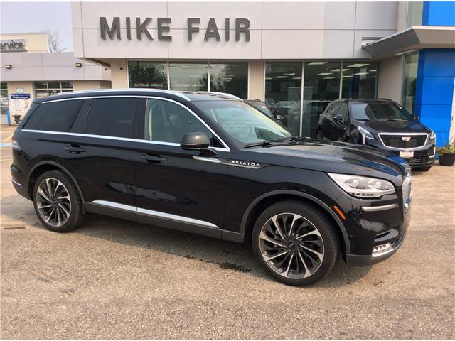 2020 Lincoln Aviator Reserve (Stk: P4382) in Smiths Falls - Image 1 of 15
