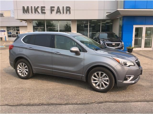 2019 Buick Envision Essence (Stk: P4387) in Smiths Falls - Image 1 of 15