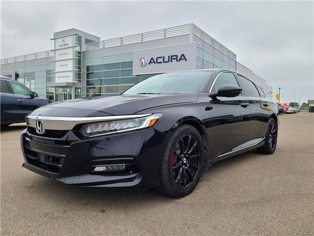 2018 Honda Accord Touring (Stk: A4499) in Saskatoon - Image 1 of 18