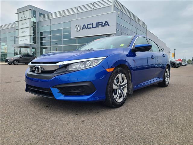 2018 Honda Civic LX (Stk: A4489) in Saskatoon - Image 1 of 18