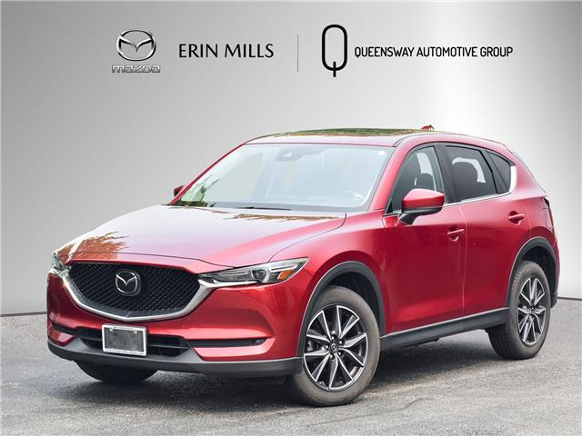 2018 Mazda CX-5 GT (Stk: 21-0661A) in Mississauga - Image 1 of 10