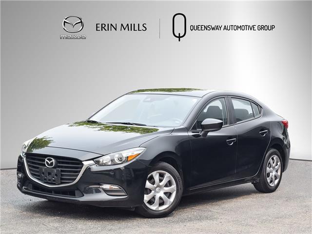 2018 Mazda Mazda3 GX (Stk: 21-0560A) in Mississauga - Image 1 of 11