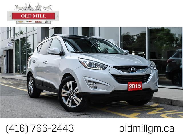 2015 Hyundai Tucson  (Stk: 105475U) in Toronto - Image 1 of 22