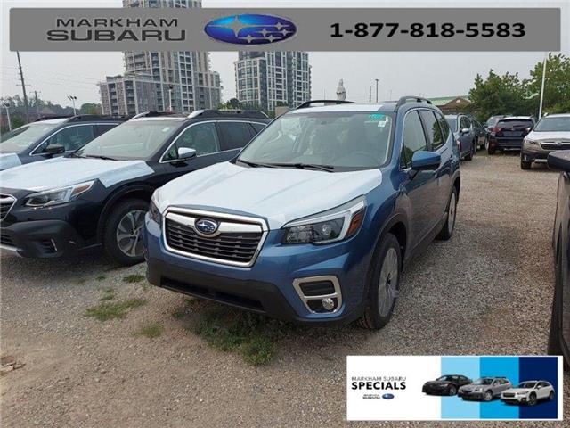 2021 Subaru Forester Limited (Stk: M-10209) in Markham - Image 1 of 2