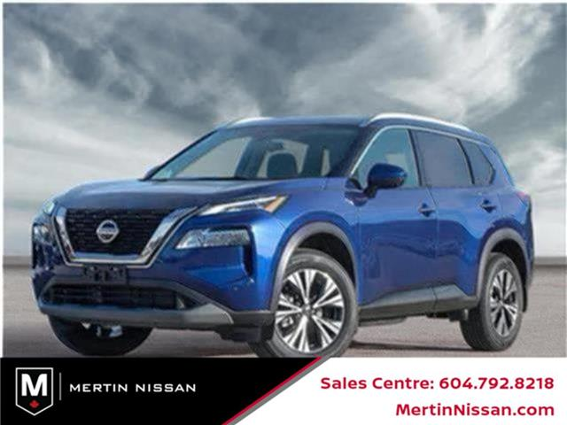 2021 Nissan Rogue SV (Stk: N215-3874) in Chilliwack - Image 1 of 23