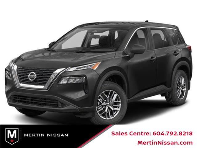 2021 Nissan Rogue S (Stk: N215-7223) in Chilliwack - Image 1 of 8