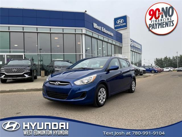 2016 Hyundai Accent SE (Stk: 14374B) in Edmonton - Image 1 of 20