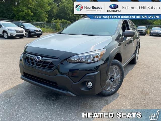 2021 Subaru Crosstrek Outdoor w/Eyesight (Stk: 35918) in RICHMOND HILL - Image 1 of 9