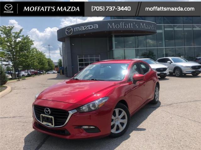 2018 Mazda Mazda3 Sport GX (Stk: 29231) in Barrie - Image 1 of 21