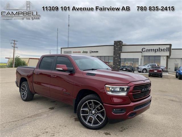 2019 RAM 1500 Sport (Stk: U2444) in Fairview - Image 1 of 18