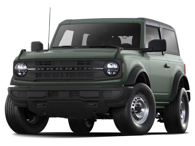 2021 Ford Bronco Outer Banks (Stk: BR21-66108) in Burlington - Image 1 of 2