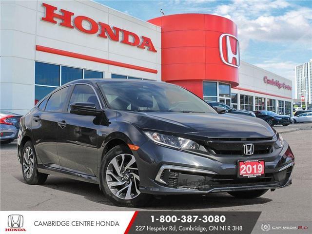 2019 Honda Civic EX (Stk: 21664A) in Cambridge - Image 1 of 27
