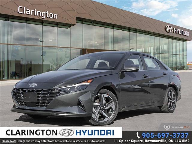 2021 Hyundai Elantra Ultimate w/Two-Tone Interior (Stk: 21468) in Clarington - Image 1 of 24
