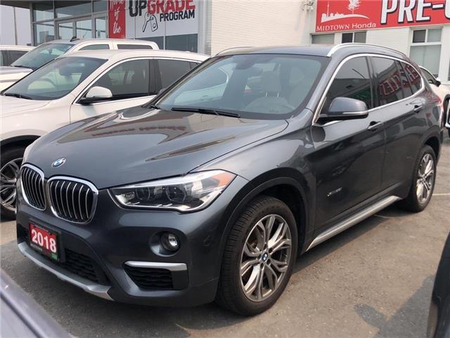 2018 BMW X1 xDrive28i (Stk: P15014) in North York - Image 1 of 1